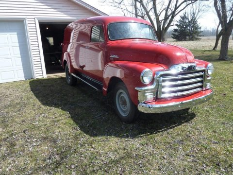 Ex fire company 1955 Chevrolet Pickup vintage for sale