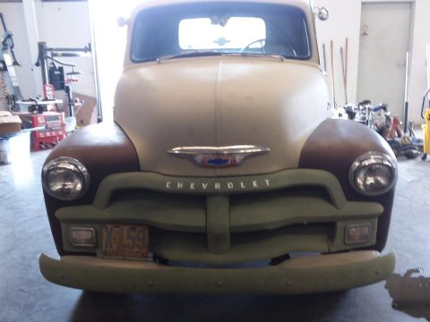 great running 1954 Chevrolet Pickups apache vintage for sale