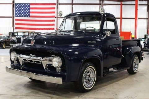 great shape 1954 Ford F 100 vintage for sale