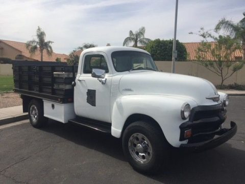 newer frame 1954 Chevrolet Pickup 3800 vintage for sale