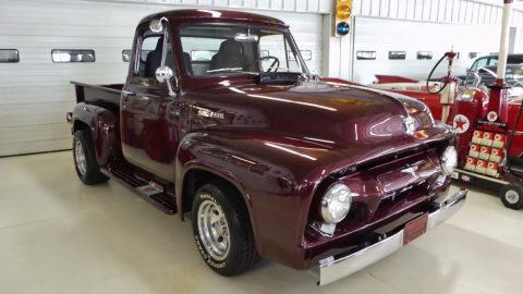 nice and clean 1954 Ford F 100 vintage truck for sale