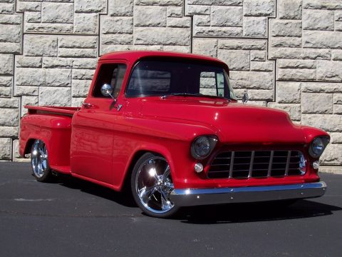 Nicely Restored 1955 Chevrolet Pickup Short Bed vintage for sale