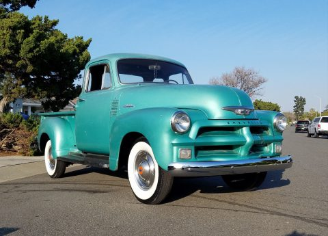 older repaint 1954 Chevrolet Pickups vintage for sale