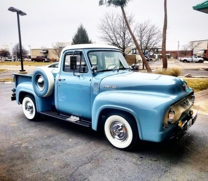 original 1954 Ford Pickups F100 vintage for sale