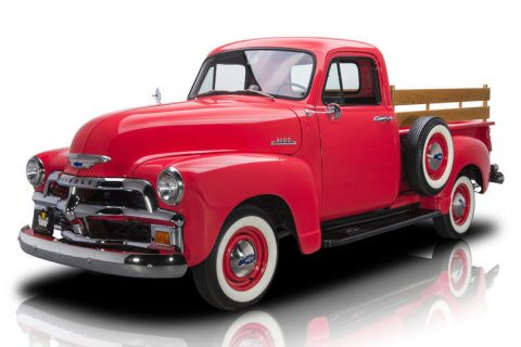 restored 1954 Chevrolet Pickup 3100 vintage for sale