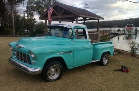 solid 1955 Chevrolet C3100 Pickup vintage for sale