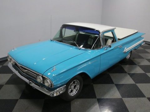 350 small block 1960 Chevrolet El Camino vintage for sale