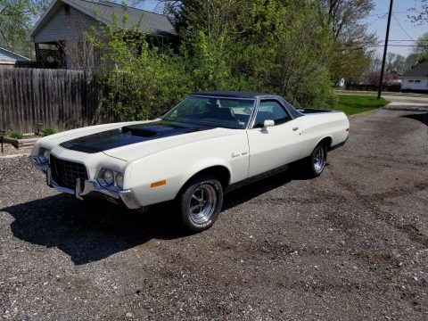 completely rebuilt engine 1972 Ford Ranchero 500 vintage for sale
