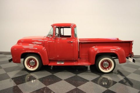 crate engine 1956 Ford F 100 vintage for sale