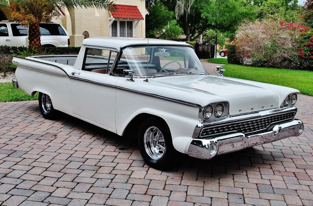 Excellent Restoration 1959 Ford Ranchero vintage