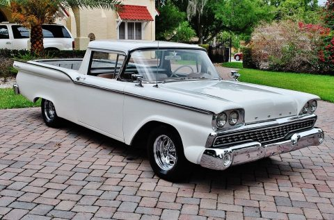 Excellent Restoration 1959 Ford Ranchero vintage for sale