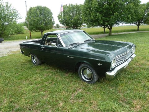 extra parts 1966 Ford Ranchero vintage for sale