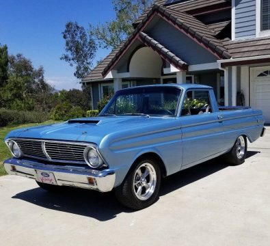 modded 1965 Ford Ranchero vintage for sale