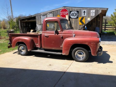 original 1956 International Harvester vintage for sale