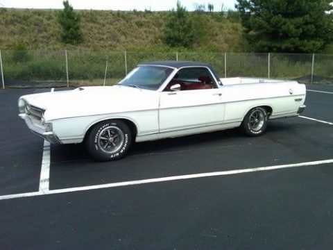 rare 1969 Ford Ranchero vintage for sale