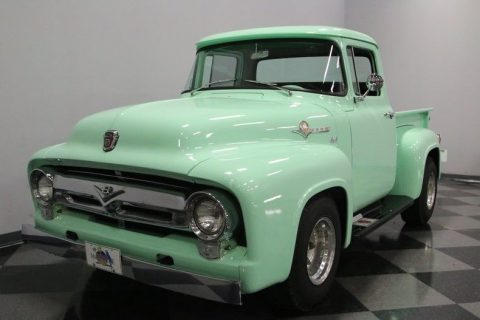 Restomod 1956 Ford F 100 pickup vintage for sale
