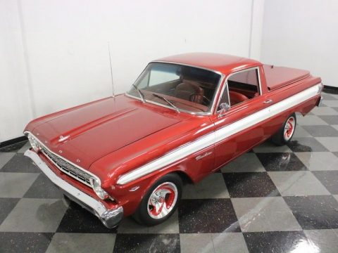 restored 1964 Ford Ranchero vintage for sale