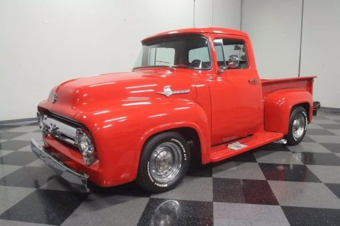 stylish classic 1956 Ford F 100 vintage for sale