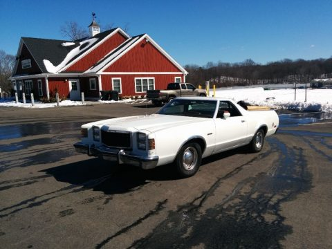 true survivor 1979 Ford Ranchero GT Brougham vintage for sale