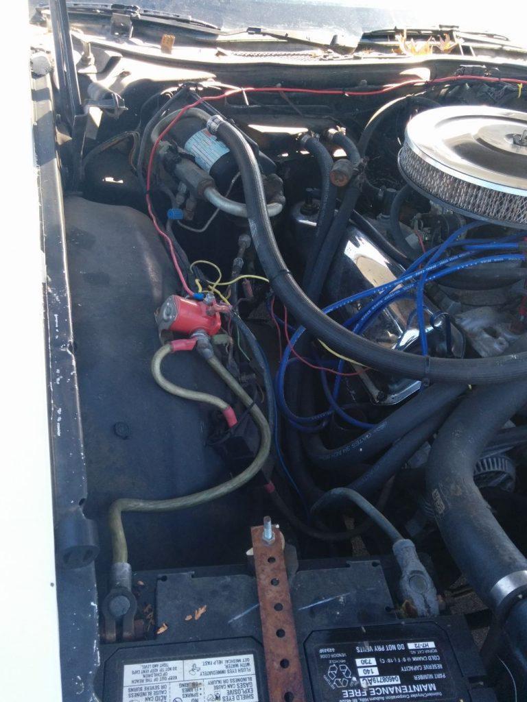 true survivor 1979 Ford Ranchero GT Brougham vintage