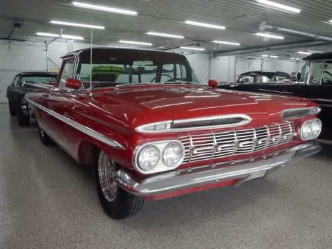 upgraded engine 1959 Chevrolet El Camino vintage for sale