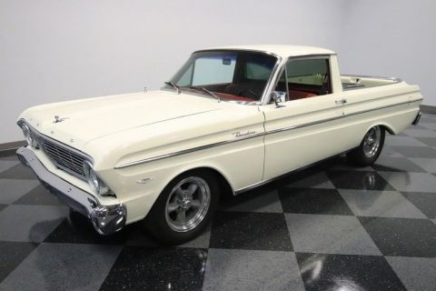 upgraded engine 1965 Ford Ranchero vintage for sale