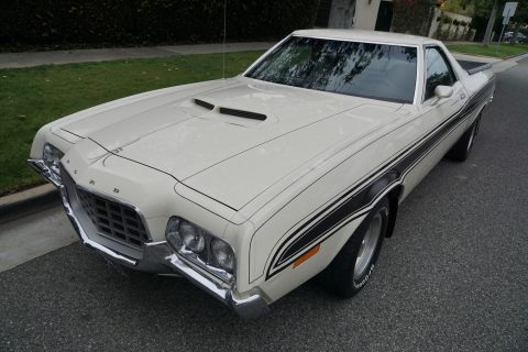 upgraded engine 1972 Ford Ranchero GT vintage for sale