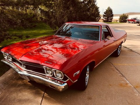 fully rebuilt engine 1968 Chevrolet El Camino SS vintage for sale