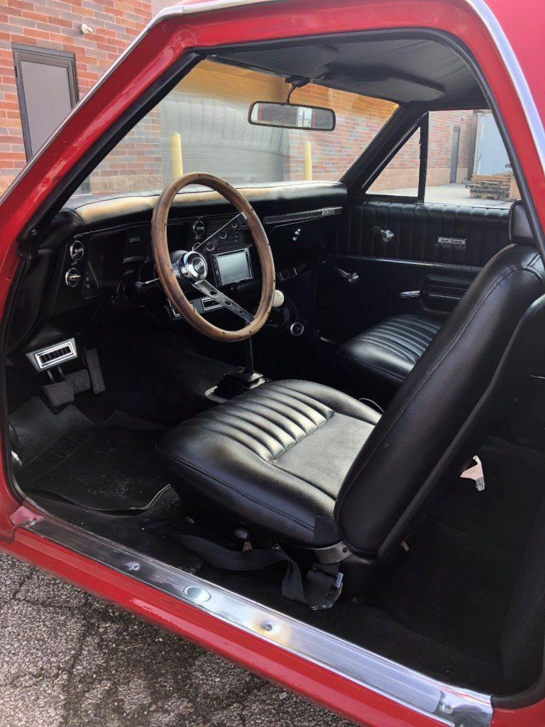 Fully Rebuilt Engine 1968 Chevrolet El Camino Ss Vintage For Sale