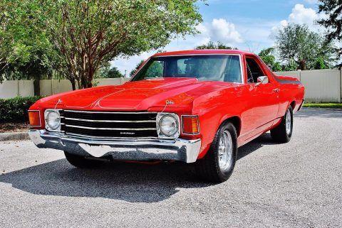 Fully Restored 1972 Chevrolet El Camino vintage for sale