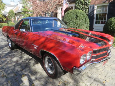 looks and drives excellent 1970 Chevrolet El Camino SS vintage for sale