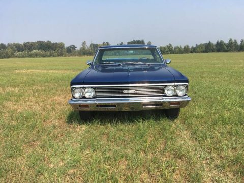 manual trans 1966 Chevrolet El Camino vintage for sale