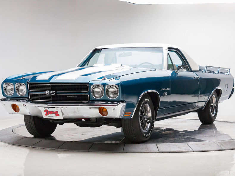 needs nothing 1970 Chevrolet El Camino SS vintage truck