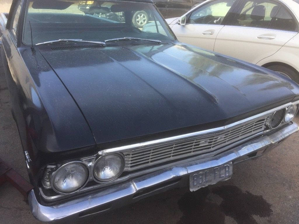 new parts 1966 Chevrolet El Camino vintage