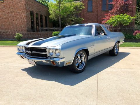 pristine 1970 Chevrolet El Camino vintage for sale