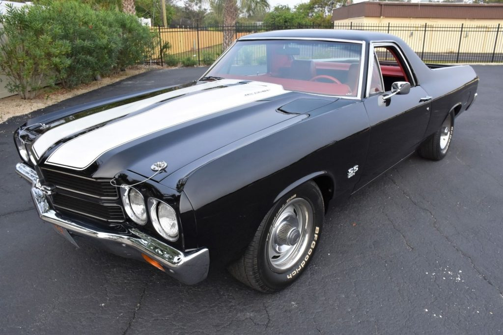 El Camino Ss For Sale