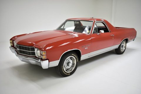 survivor 1971 Chevrolet El Camino vintage for sale