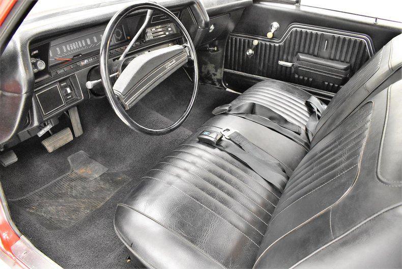 survivor 1971 Chevrolet El Camino vintage