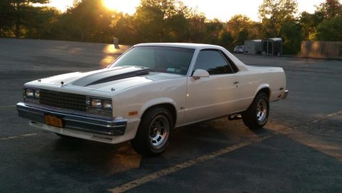aftermarket parts 1982 Chevrolet El Camino vintage truck for sale