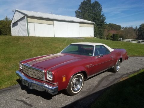 all original 1974 Chevrolet El Camino Classic vintage truck for sale