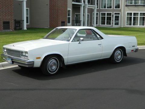 all original 1983 Chevrolet El Camino vintage truck for sale