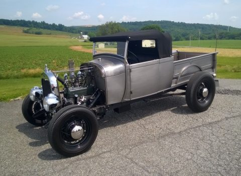 awesome 1928 Ford Model A vintage truck for sale