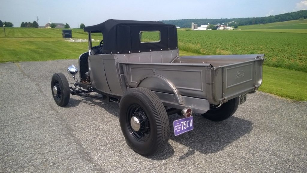 awesome 1928 Ford Model A vintage truck