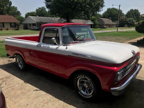 clean 1962 Ford F 100 pickup vintage for sale