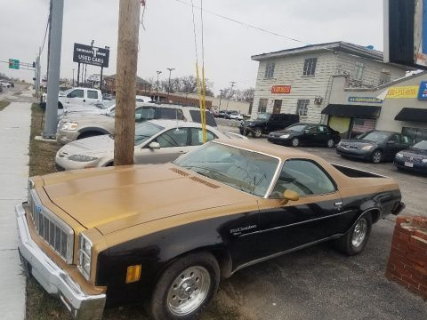 clean 1977 Chevrolet El Camino vintage for sale