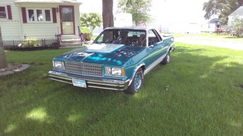 new parts 1979 Chevrolet El Camino vintage for sale