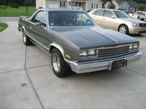 new parts 1983 Chevrolet El Camino vintage truck for sale