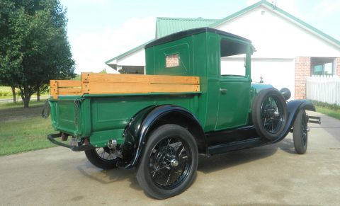 rare 1928 Ford Model A Pickup vintage for sale