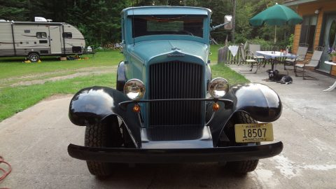rebuilt 1929 Dodge Pickups vintage truck for sale