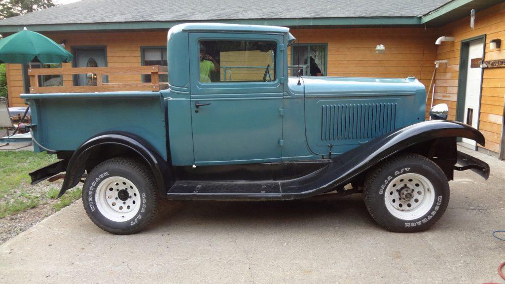 rebuilt 1929 Dodge Pickups vintage truck